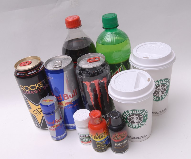 Caffeine, Energy Drinks And Their Ingredients