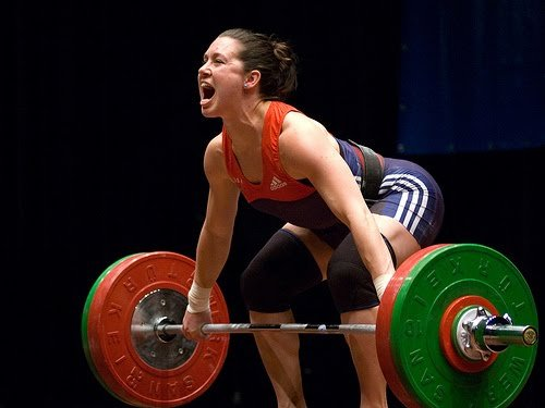 Pulling Speed & The Olympic Lifts