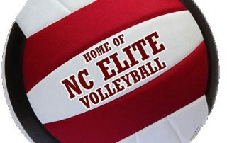 NC Elite Volleyball Logo