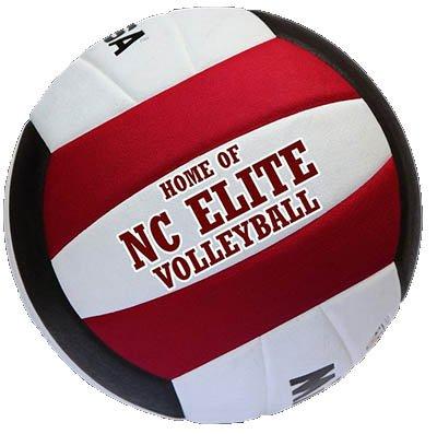NC Elite Volleyball Logo