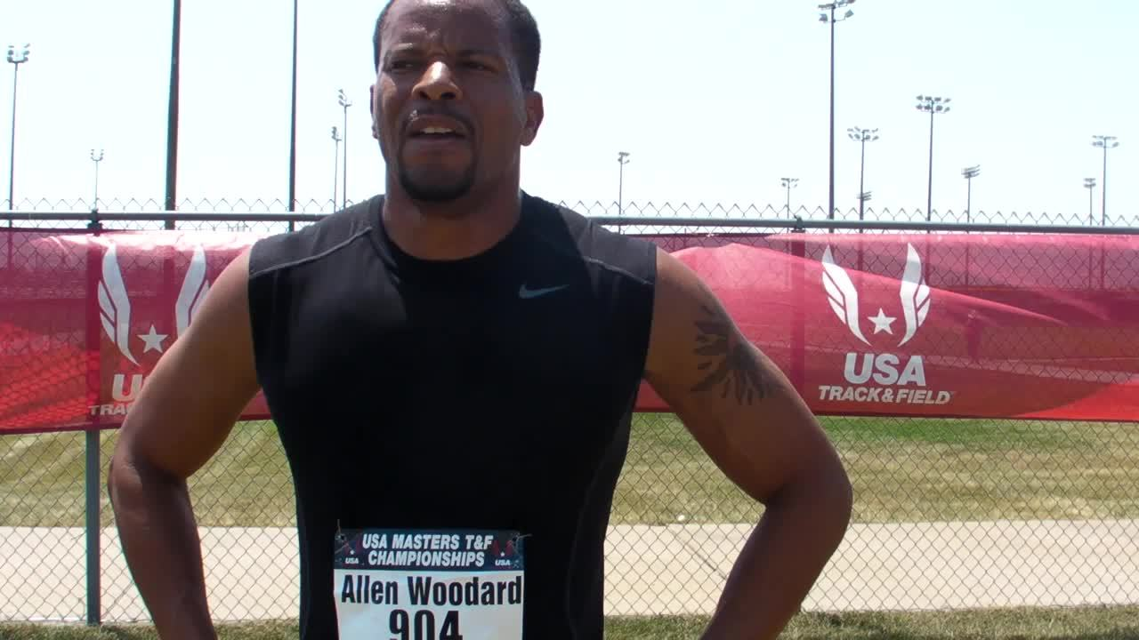 Congrats To Allen Woodard On His World Record Athletic Lab
