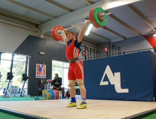 The benefits of competing in the sport of weightlifting: Part One