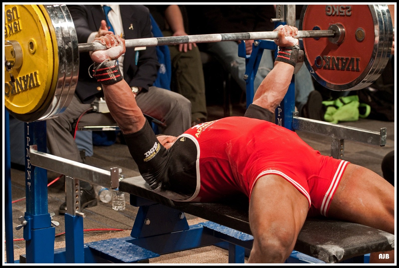 Exceptional Strongman Bench Press Part - 9: Bench_press
