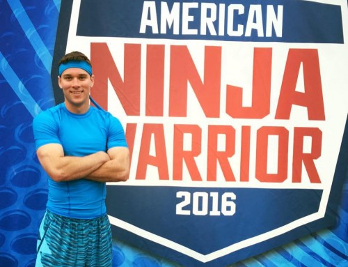 Danny Gallagher makes American Ninja Warrior Appearance