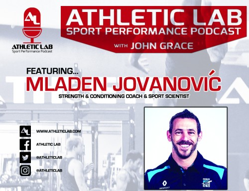 Athletic Lab Sport Performance Podcast: Episode #1 – Mladen Jovanovic