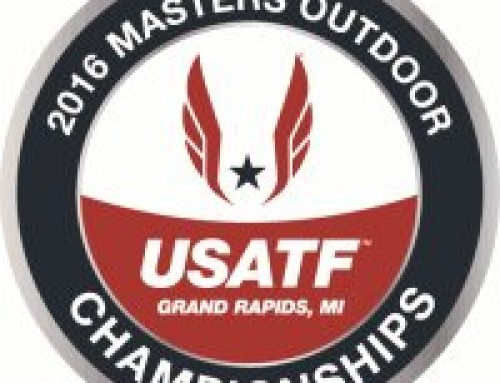Jef Souza wins Multiple USATF National Championships and awarded Athlete of the Year