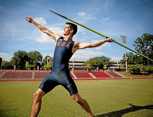 The Rotational Athlete and the Importance of the Glutes by Hayden Giuliani