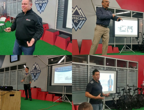 Athletic Lab hosts North Carolina Performance Group Meeting