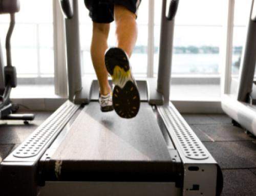The Achilles Heel of the Treadmill by Erin Ritterbusch