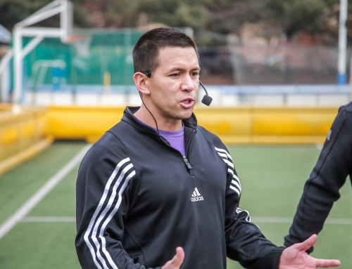 Mike Young leads 2 day Soccer Fitness Workshop in Seoul