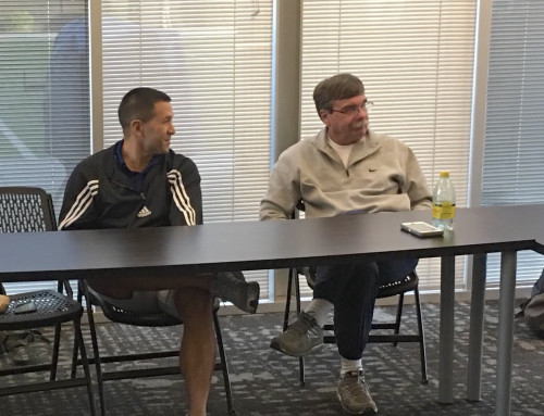 Athletic Lab's Mike Young speaks at Altis and North Carolina Strength Coaches Association Clinic