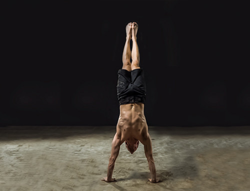 Hand Balancing Skills Workshop