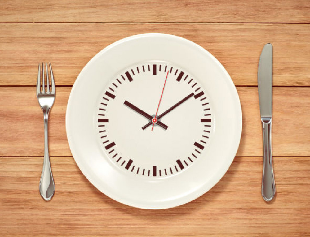 The efficacy of intermitting fasting for weight loss by Chris Graham