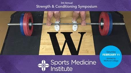 Mike Young presents at 3rd Annual SMI Strength & Conditioning Symposium