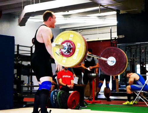 Registration Open for Athletic Lab Weightlifting Fall Classic