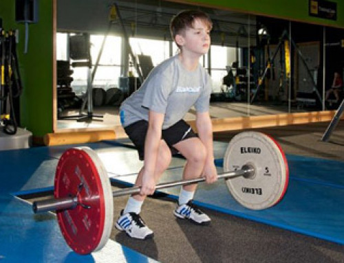 Weight Training for Preadolescents by Brandon Gremillion