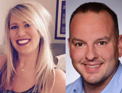 Members of the Month: Celeste Petrick & Ross Ackerman