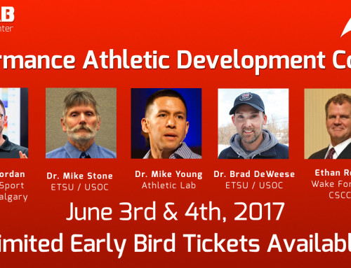 Athletic Lab to host High Performance Athletic Development Conference