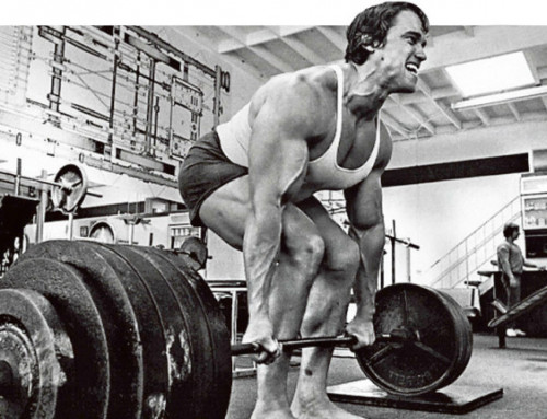 Why the Deadlift is for You: A Mechanical Analysis by Zach Chokr