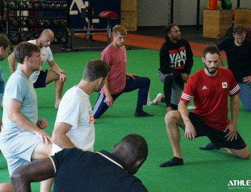 Static Stretching and Explosive Activity by Vincent Ragland
