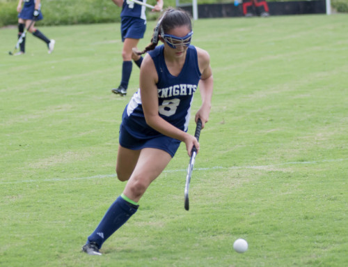 Nicole Buckley selected to US Field Hockey National event