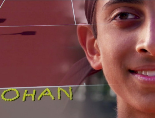 Rohan Sachdev excels on and off the court [featured on ESPN]
