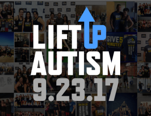 "Athletic Lab Hosts ""Lift Up Autism"""
