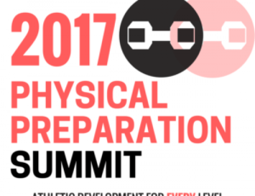 Mike Young presents at Physical Preparation Summit