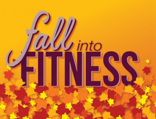 """Fall into Fitness"" Promotion"