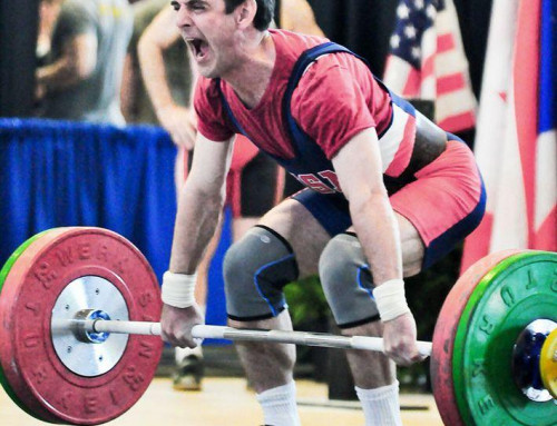 Meet Day Strategy for Weightlifters