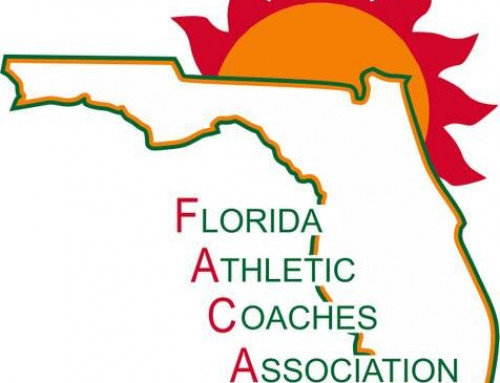 Mike Young presents at Florida Athletic Coaches Association Meeting