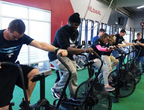 Athletic Lab hosts Special Olympics North Carolina Team National Training Camp