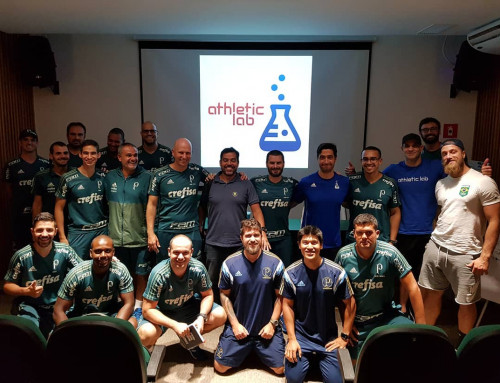 Athletic Lab Coaching Course Launches at Palmeiras Soccer club in Brazil