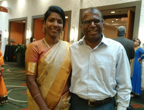 Member of the Month: Ram & Thulasi