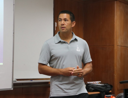 Mike Young presents at International Meeting for High Performance Training in Portugal