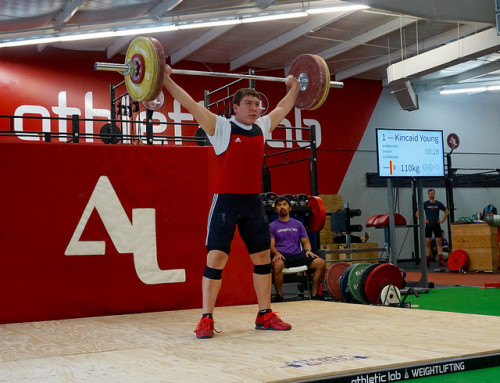 Kincaid Young takes home 3 bronze at USA Weightlifting Junior Nationals