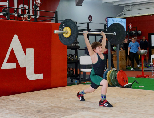 Athletic Lab Weightlifting Winter Classic Results