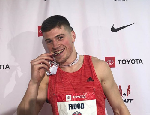 Jack Flood's bronze medal leads Athletic Lab Track Club at USA Track & Field Indoor National Championships