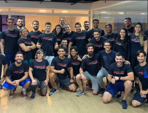 Athletic Lab Phase One Mentorship in Fortaleza, Brazil