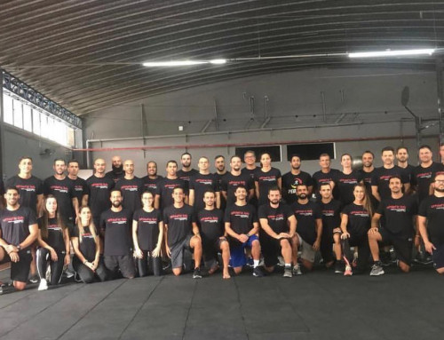 Athletic Lab Phase One Mentorship in Belo Horizonte, Brazil