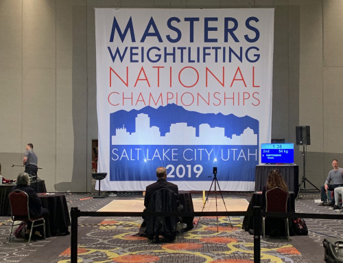 Barry Myers wins Masters Weightlifting National Championship