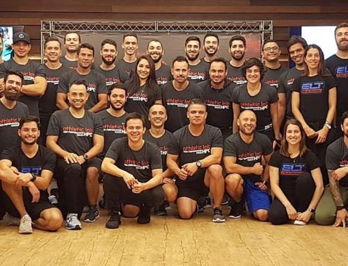 Athletic Lab Phase 2 Mentorship in São Paulo, Brazil