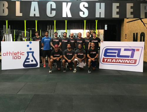 Athletic Lab Phase Two Mentorship held in São Paulo