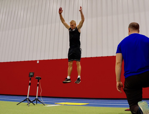 Using Vertical Jump Testing to Measure and Monitor Fatigue by Julia Zwierzynski